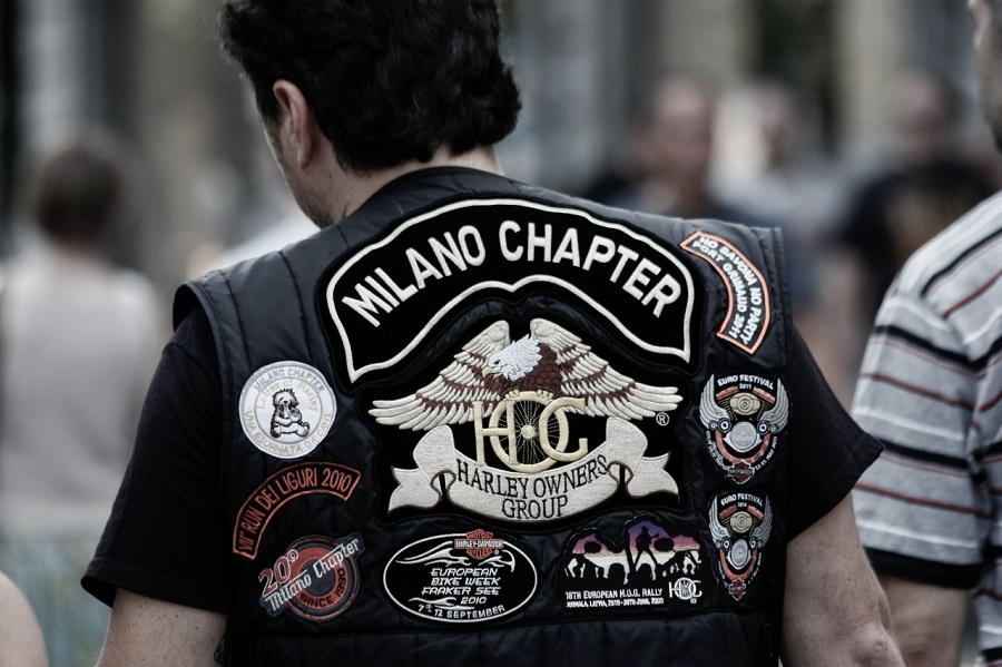 Everything You Need to Know About Custom Motorcycle Patches - Reaching World Live