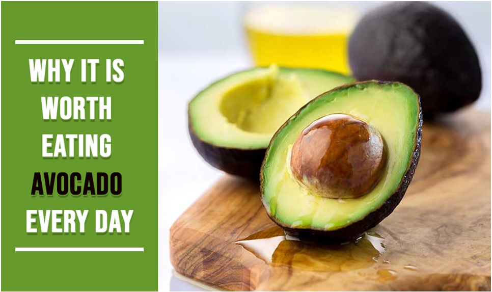 Why It Is Worth Eating Avocado Every Day - Reaching World Live